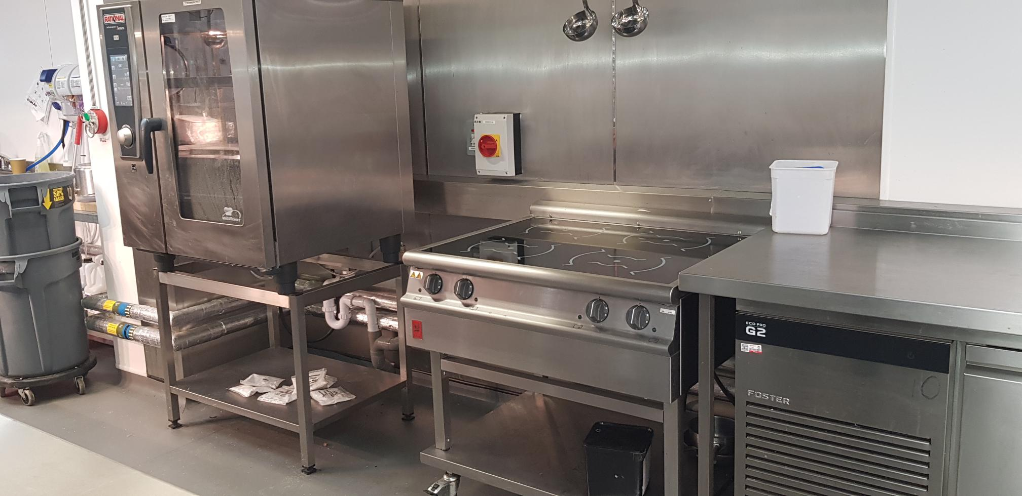 Service 2 - Anfield Liverpool FC catering 11