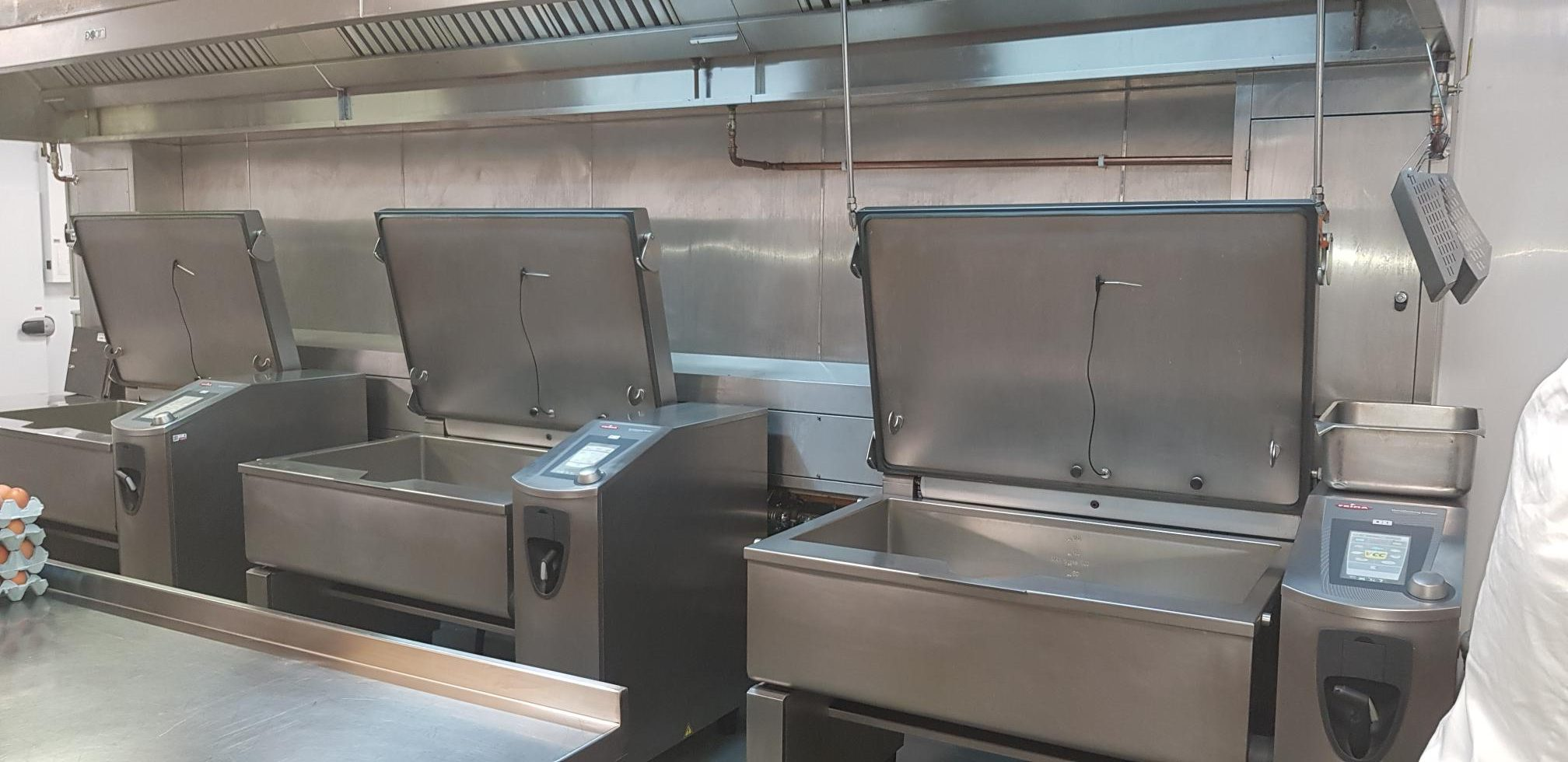 Service 2 - Anfield Liverpool FC catering 14