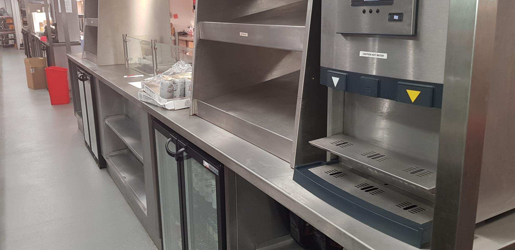 Service 2 - Anfield Liverpool FC catering 4