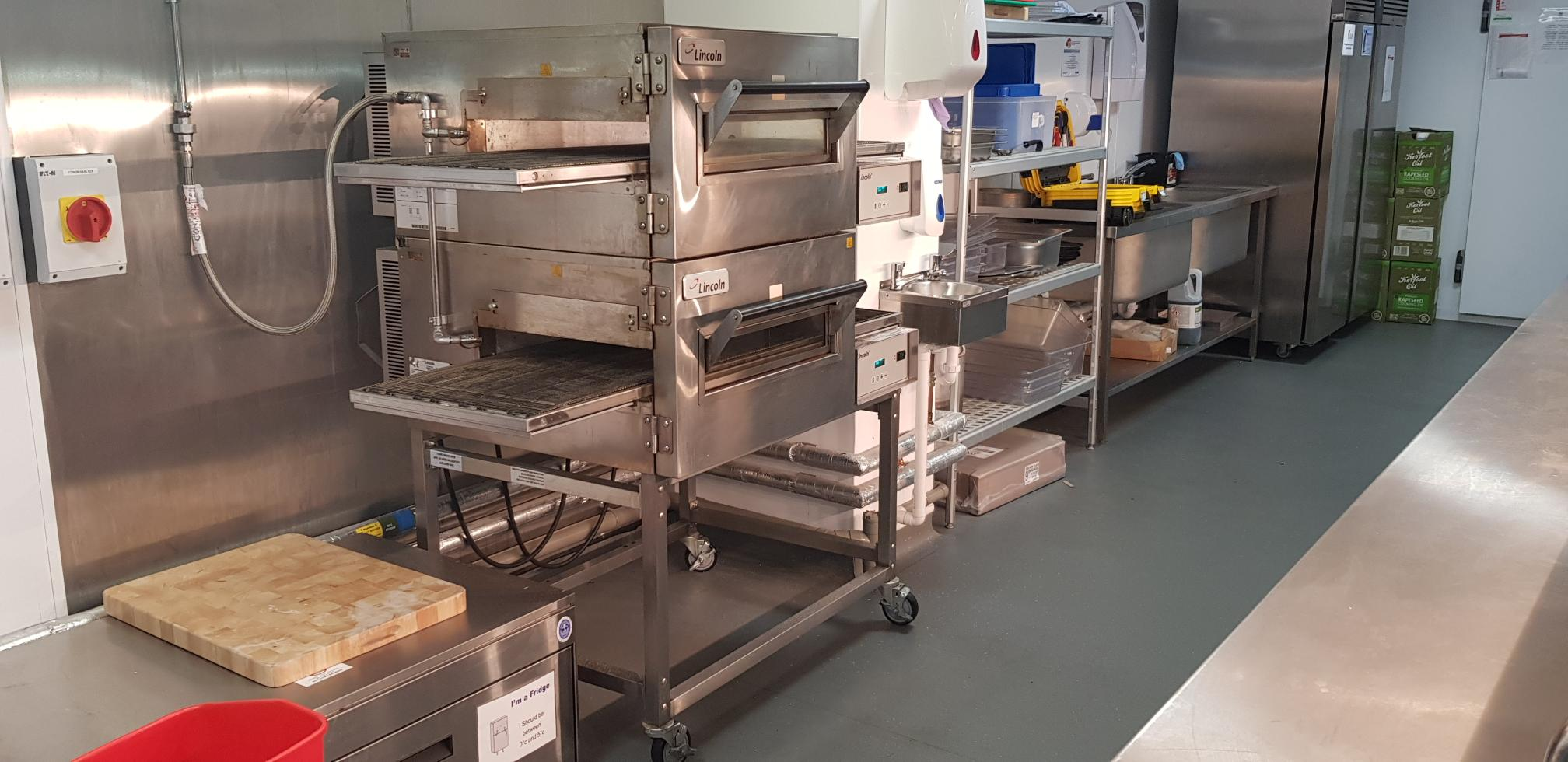 Service 2 - Anfield Liverpool FC catering 5