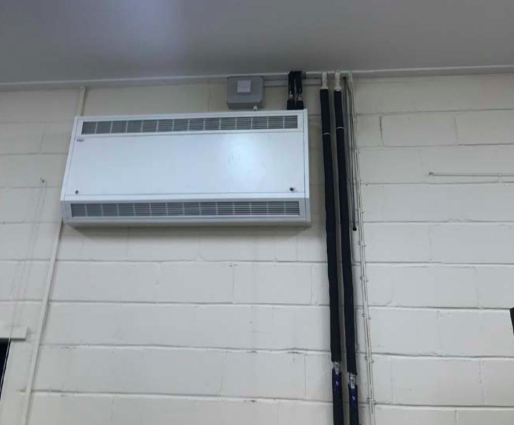 Service 2 HVAC - Badby School