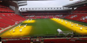Service 2 - Anfield Liverpool FC catering - Twitter